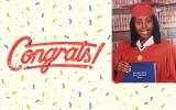 Congratulations to Melissa Nicolas