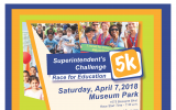 Superintendent's 5K Challenge Race For Education