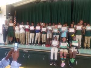 3rd Marking Period Honor Roll